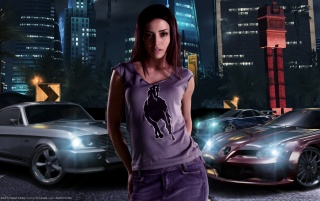 Need for Speed: Carbono wallpapers and stock photos