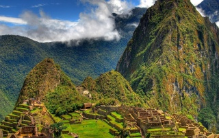 Machu Picchu wallpapers and stock photos
