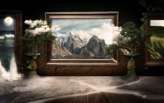 Living Museum wallpapers and stock photos
