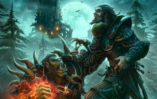 World of Warcraft Orc wallpapers and stock photos