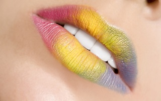 Bright Lips wallpapers and stock photos