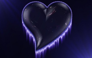 Frozen heart wallpapers and stock photos