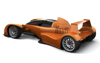 Caparo T1 left wallpapers and stock photos