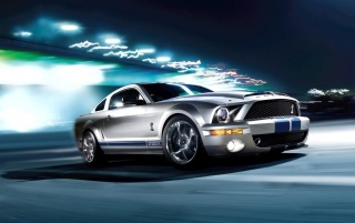 Ford Shelby GT500 wallpapers and stock photos