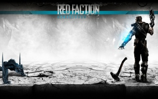 Red Faction: Armageddon wallpapers and stock photos