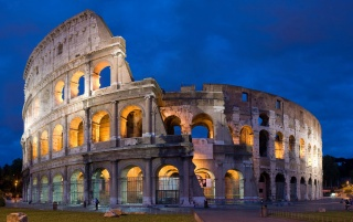 Colosseum wallpapers and stock photos