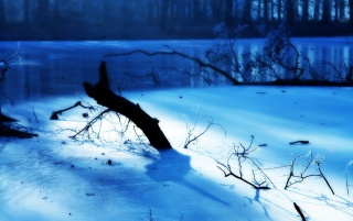 Frozen Lake wallpapers and stock photos