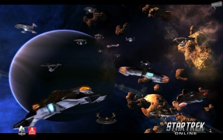 Star Trek: Online wallpapers and stock photos