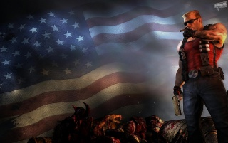 Duke Nukem Forever wallpapers and stock photos