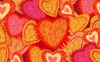 Love Hearts wallpapers and stock photos