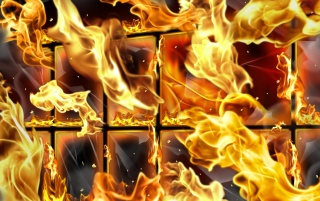 Fire wallpapers and stock photos
