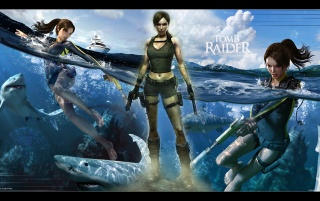 Tomb Raider wallpapers and stock photos