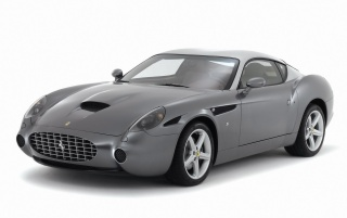 Zagato-Ferrari wallpapers and stock photos