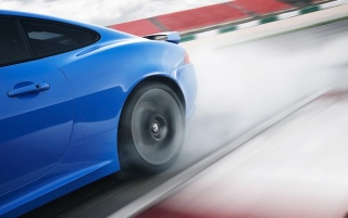 XK RS wheel view wallpapers and stock photos