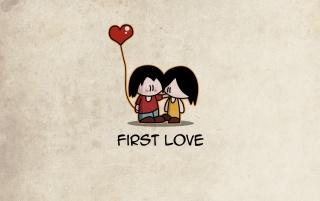 First Love wallpapers and stock photos
