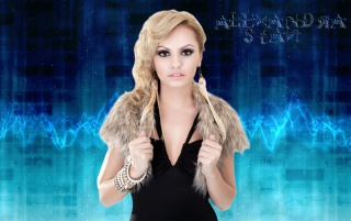 Alexandra Stan wallpapers and stock photos