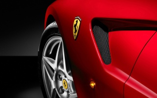 Ferrari 599 GTB wallpapers and stock photos