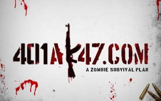 401AK47 Zombie Wallpaper 3 wallpapers and stock photos