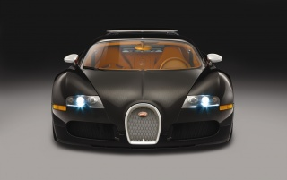Veyron front view wallpapers and stock photos