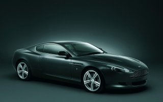 Aston Martin DB9 wallpapers and stock photos