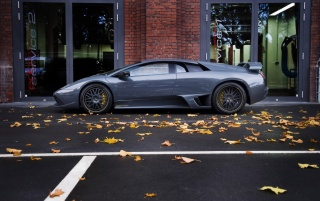 Previous: Grey Lambo side view