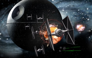 Next: Death Star Battle