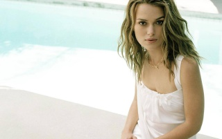 Keira Knightley white wallpapers and stock photos