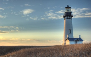 Yaquina lighthouse wallpapers and stock photos