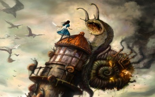 Alice: Madness Returns wallpapers and stock photos