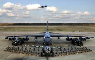 B52 bomber payload wallpapers and stock photos