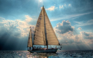 Random: Beautiful sail boat