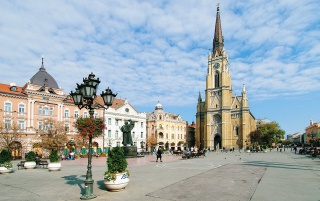 Novi Sad wallpapers and stock photos