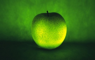 Next: Green apple