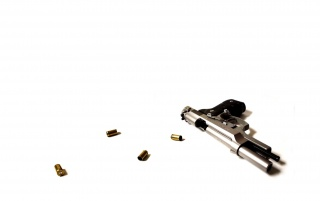 Gun and bullets wallpapers and stock photos