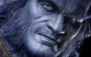 X-Men Beast Gesicht wallpapers and stock photos