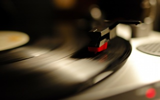 Gramophone record wallpapers and stock photos