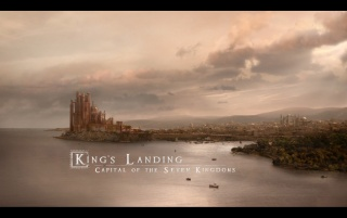 Game of Thrones King's Landing wallpapers and stock photos