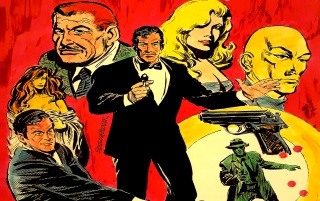 Next: The Illustrated James Bond