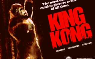 "King Kong '76 "" wallpapers and stock photos"