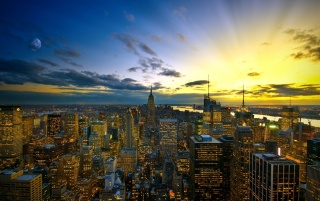 New York Metropolis wallpapers and stock photos