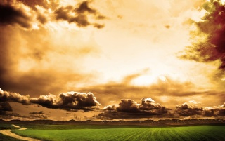Burning Sky wallpapers and stock photos