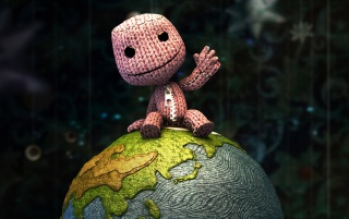 Little Big Planet wallpapers and stock photos