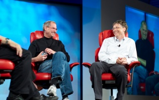 Random: Jobs vs Gates