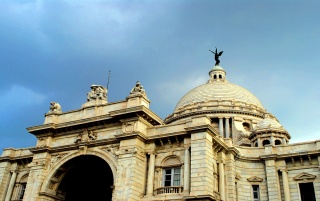 Victoria Memorial wallpapers and stock photos