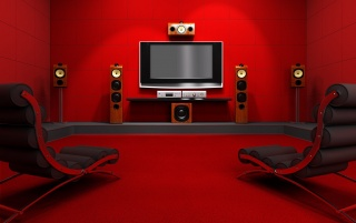 Entertainment lounge wallpapers and stock photos