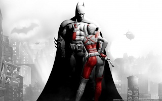 Random: Batman: Arkham City