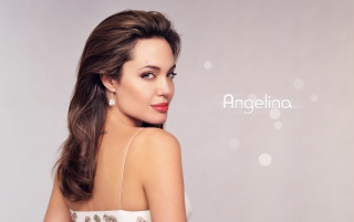 Angelina Jolie hermosa rosa wallpapers and stock photos