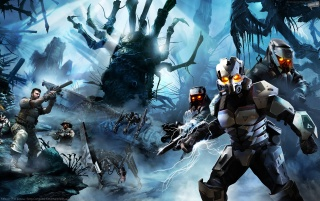 Killzone 3 wallpapers and stock photos