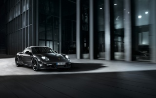 Cayman Black Edition wallpapers and stock photos