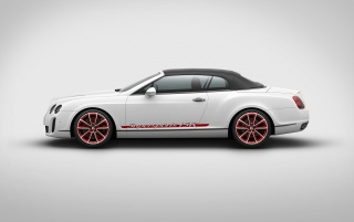 Bentley side view wallpapers and stock photos